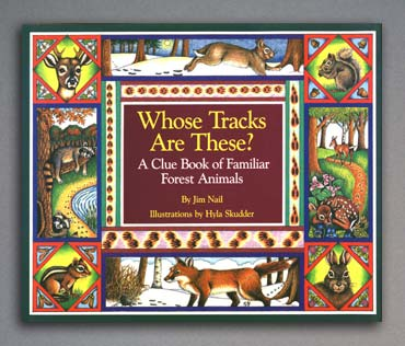 Whose Tracks Are These book cover