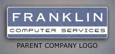 Parent company's logo